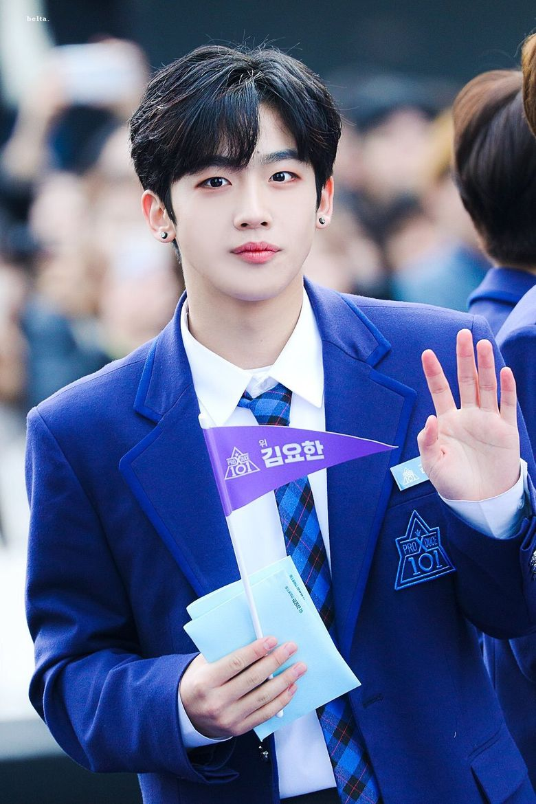 """Fans Impressed By OUI Entertainment, House Of Kim DongHan, """"Produce X 101"""" Kim YoHan & More"""