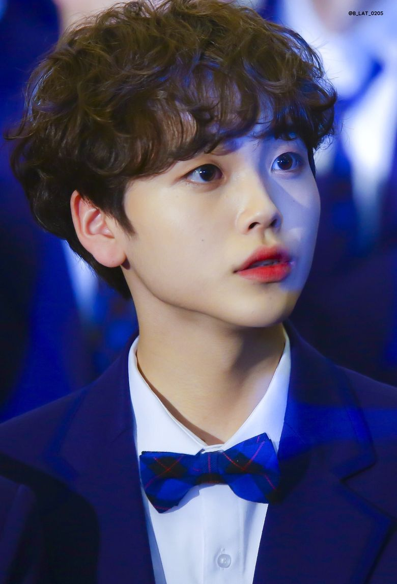 """""""Produce X 101"""" Song HyeongJun Grabs Attention For The Love For His Noonas"""