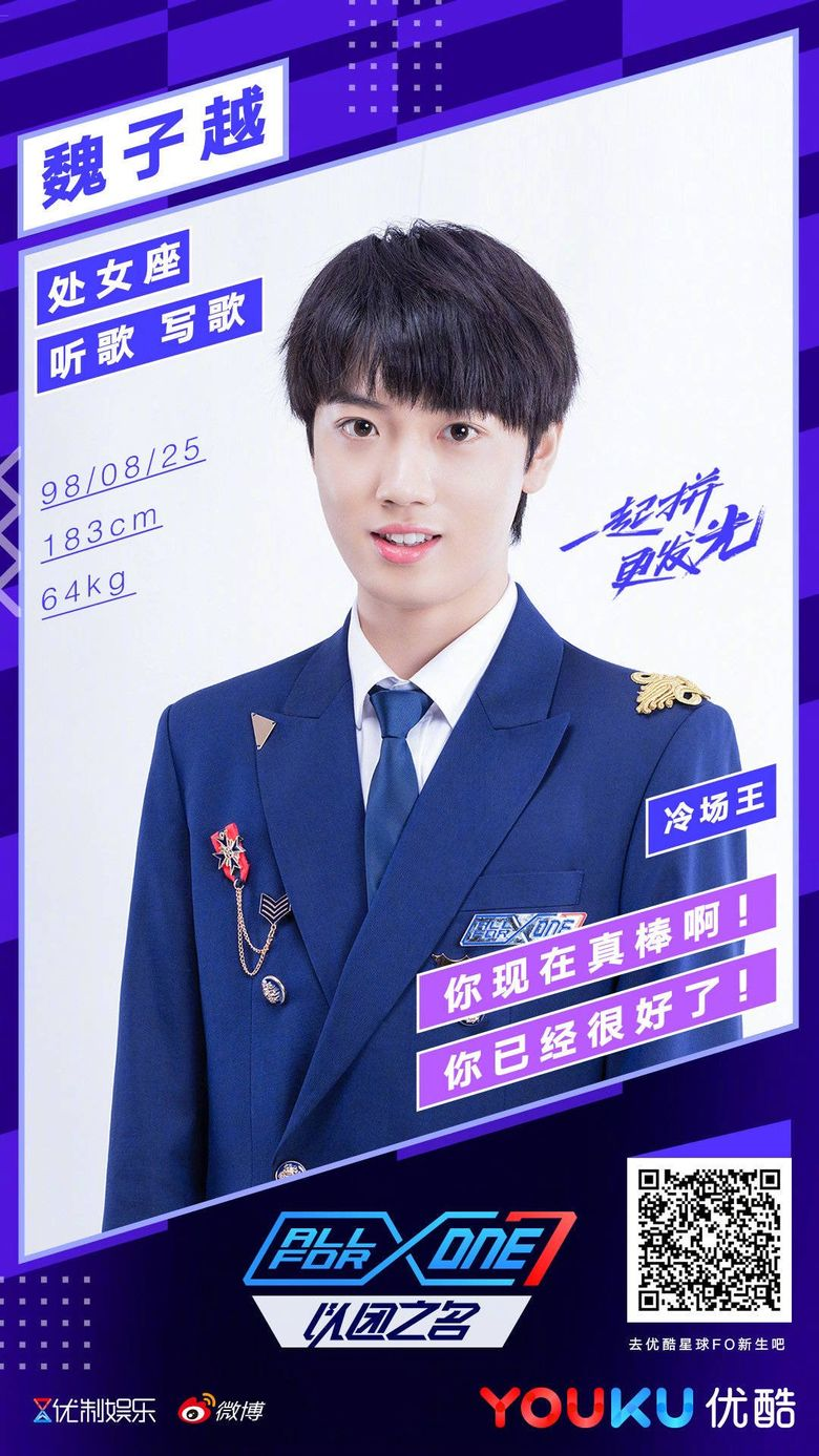 """Everything You Need To Know About Wei ZiYue, Popular Chinese Trainee Of """"Produce X 101"""""""