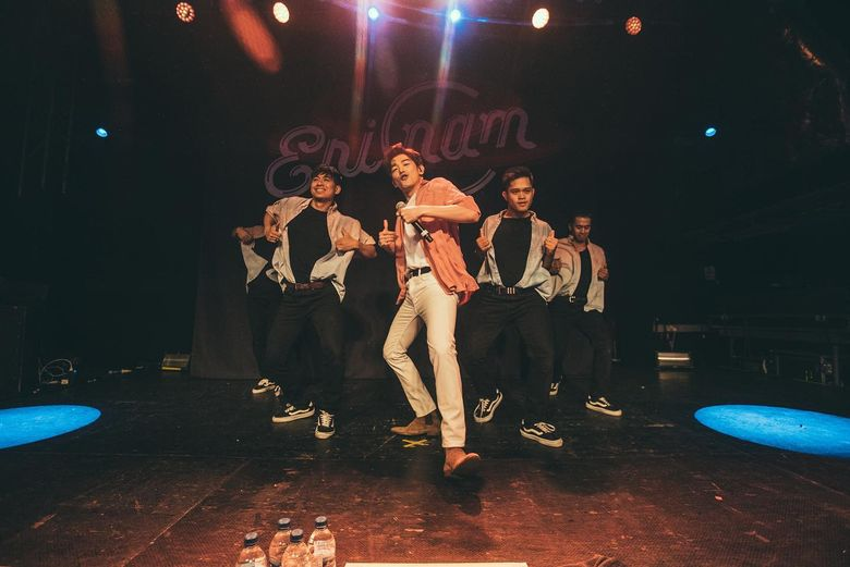 Exclusive Review: What It Feels Like To Attend Eric Nam's European Tour Last Show In London