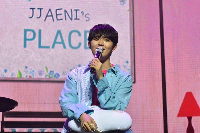 Exclusive Review: A Sweet Night With Kim JaeHwan In Singapore