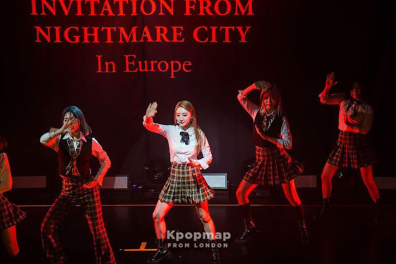 Exclusive Review: DREAMCATCHER Invites You To Their Nightmare City In London