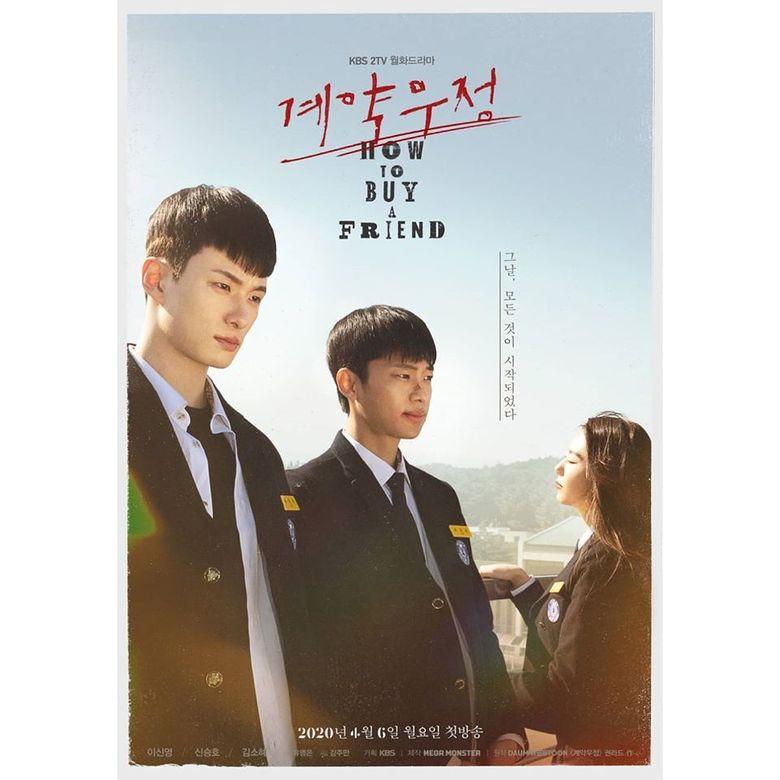 """How To Buy A Friend"" (2020 Drama): Cast & Summary"