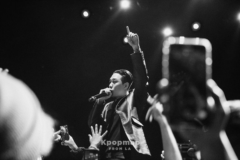 """Exclusive Review: Unforgettable Experience For BewhY """"The Movie Star 2020"""" In LA"""