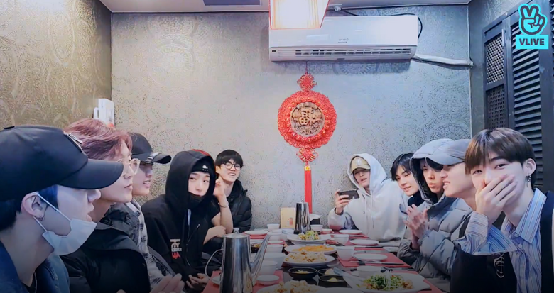 The V-Live Of THE BOYZ Where You Can't Tell The Season & Temperature Of The Room