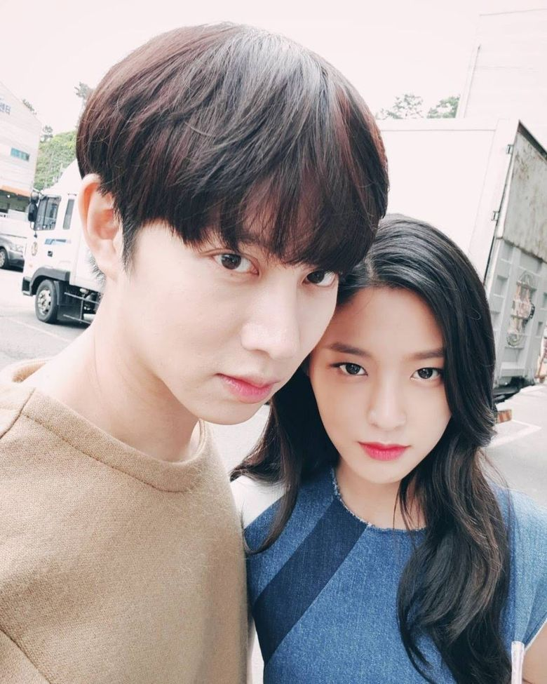 Why No One Probably Ever Thought HeeChul & Momo Were Dating