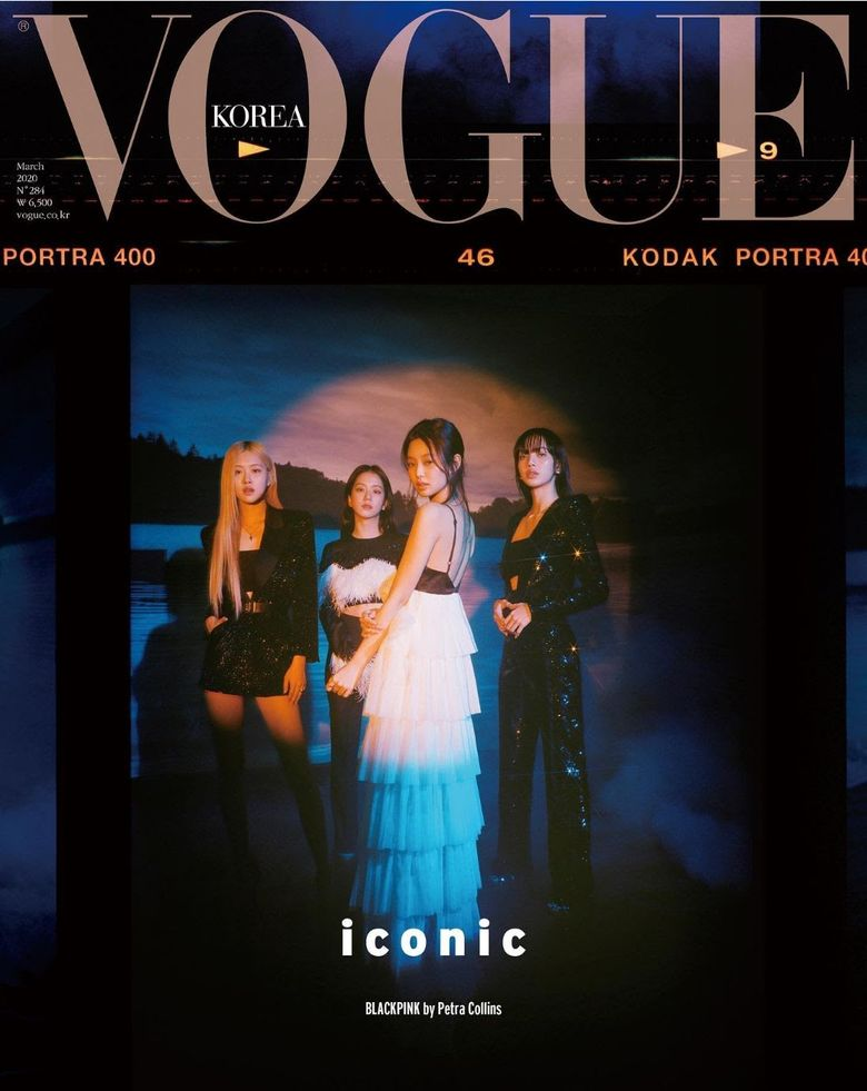 Only 3 K-Pop Groups Have Ever Been Featured On Cover Of VOGUE Korea