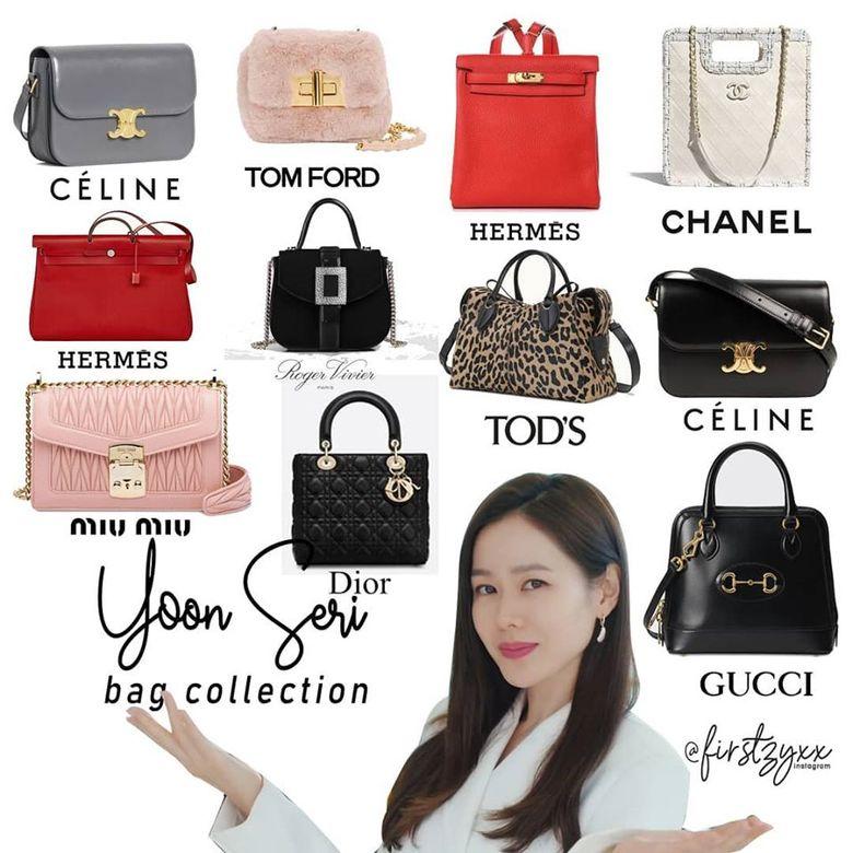 "Son YeJin's Luxury Handbag Collection On ""Crash Landing On You"" Will Make Your Jaw Drop"