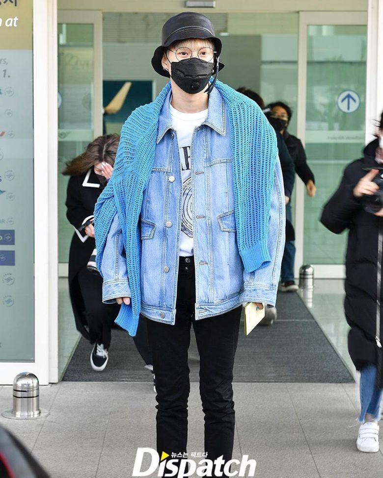 Why Denim Will Probably Be Big This Year In South Korean Fashion Trends