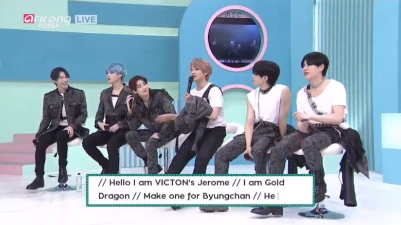 Find Out Which Member Of VICTON Would Choose 'Gold Dragon' As His Stage Name