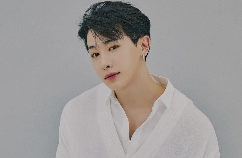 WonHo's New Profile Photos Show He's Doing Just Fine