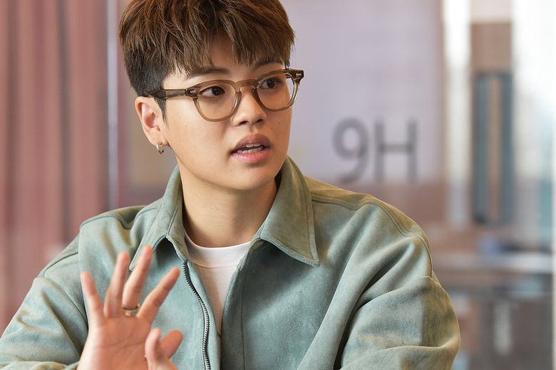 Upbringing Of Ji JinSeok aka. 'Little Crush' And His Heaven-Sent Voice   Exclusive Interview