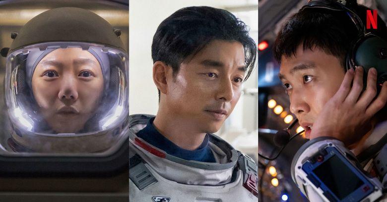 """The Silent Sea"" (2021 Netflix Drama): Cast & Summary"