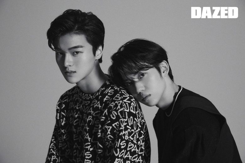 Woollim Rookies Show Off The Definition Of Being Youthful With 'DAZED'