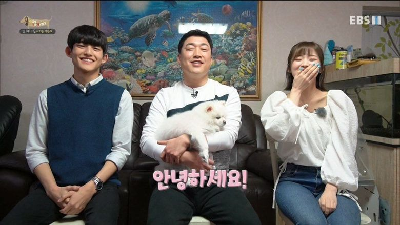 OH MY GIRL's ARin Appears On TV Show Together With Brother And Father