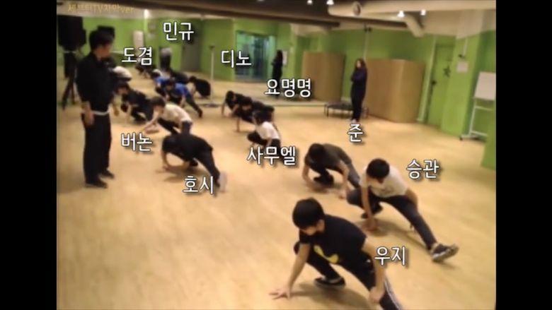 Netizens Talk About SEVENTEEN's Rigorous Training Days