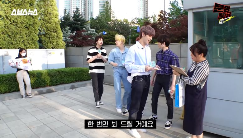 """TXT Shows How 'Hard' It Is To Get Into 'Live Broadcast' On """"MMTG"""""""