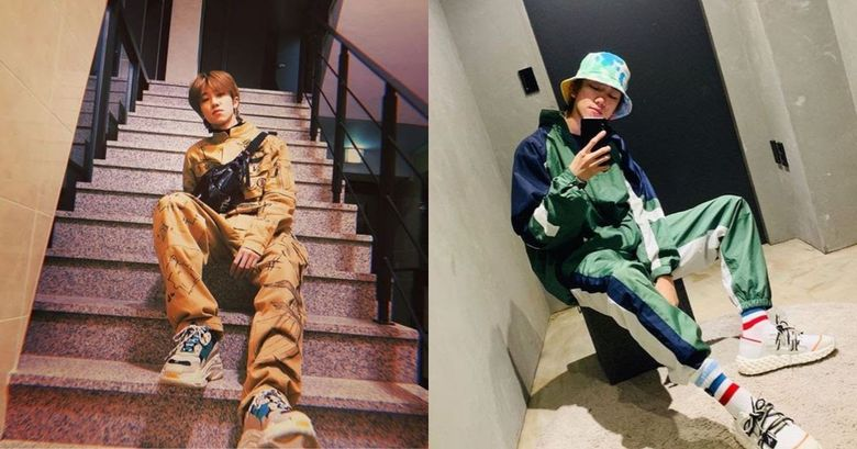 SEVENTEEN's The8 Made Netizens Laugh With His Outfit Find Out Why