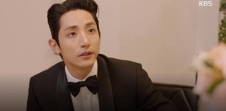 "Everyone Would Like To Be Lee SooHyuk's Fiancee In ""Born Again"""