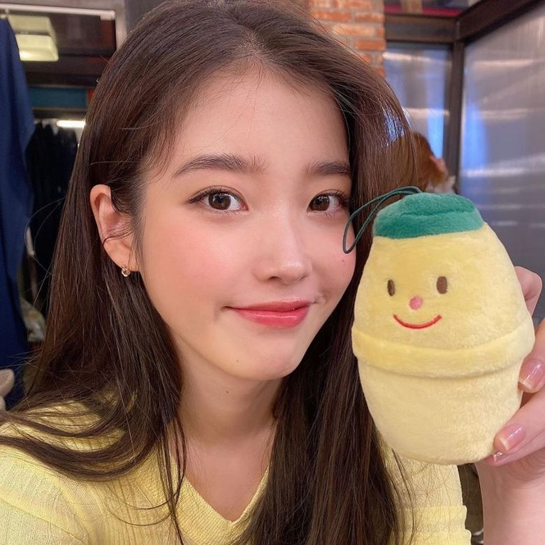 Banana Flavored Milk & IU: The Perfect Blend Of Tradition & K-Pop Culture