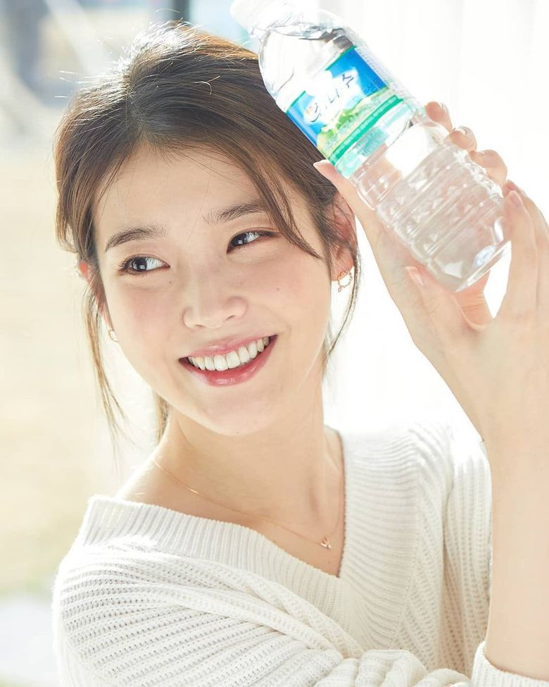 3 Drinks And Beverages Which IU Is Currently Endorsing