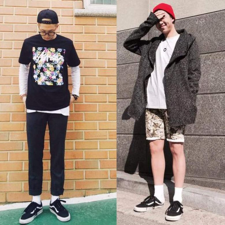 How To Style Your Vans Like K-Pop Idols