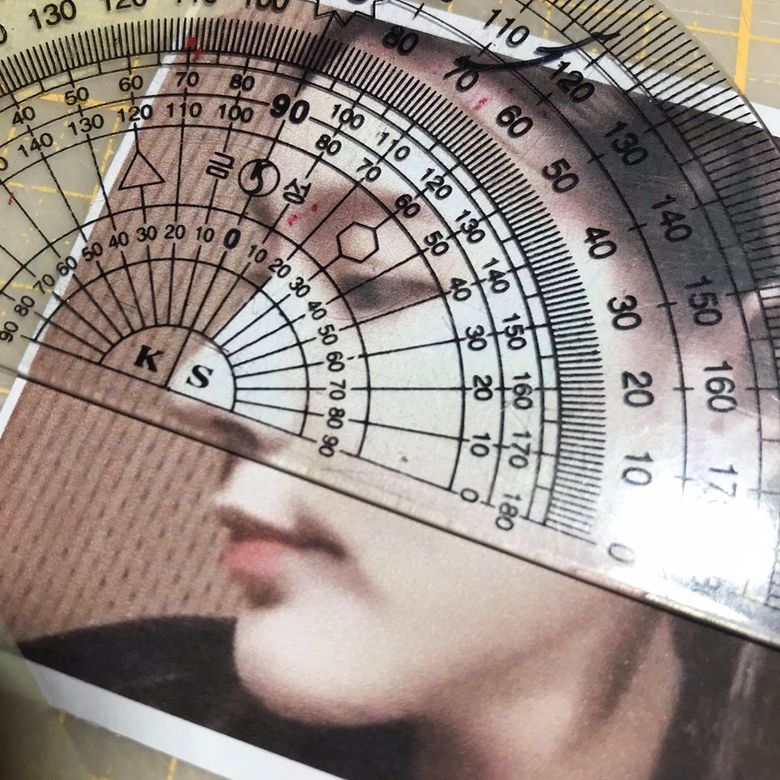 Fans Gasp In Surprise After Measuring (G)I-DLE's MiYeon Nose With A Math Protractor