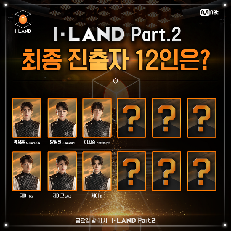 """""""I-LAND"""" Lifts Up Anticipation As Only 6 Slots Are Left For """"I-LAND Part 2"""""""