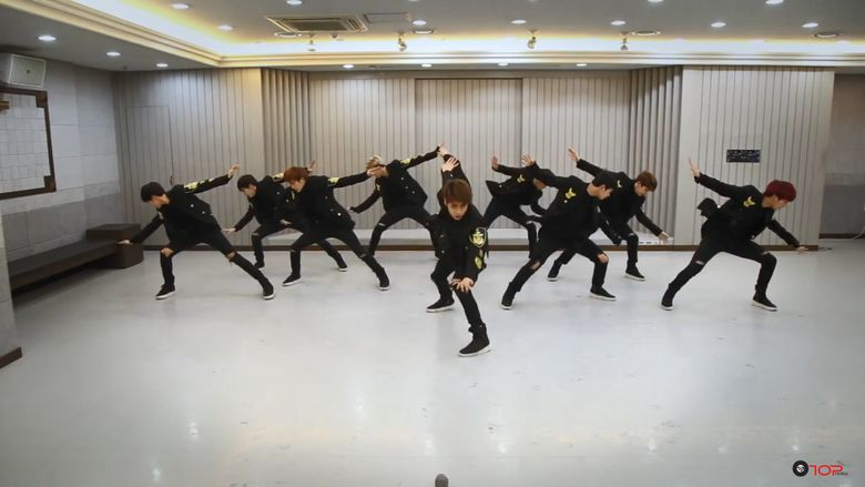 Netizens Notice Signature Dance Moves Of Groups From TOP Media