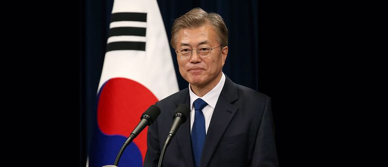 Here's Why Some IU Fans Are Criticizing South Korean President Moon