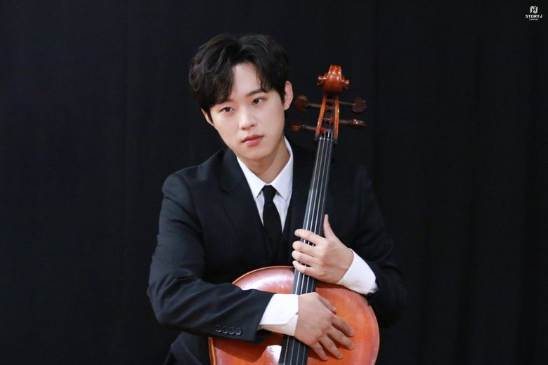 """""""Arthdal Chronicles"""" Actor Kim SungCheol Transforms Into Attractive Cello Musician In """"Do You Like Brahms?"""""""