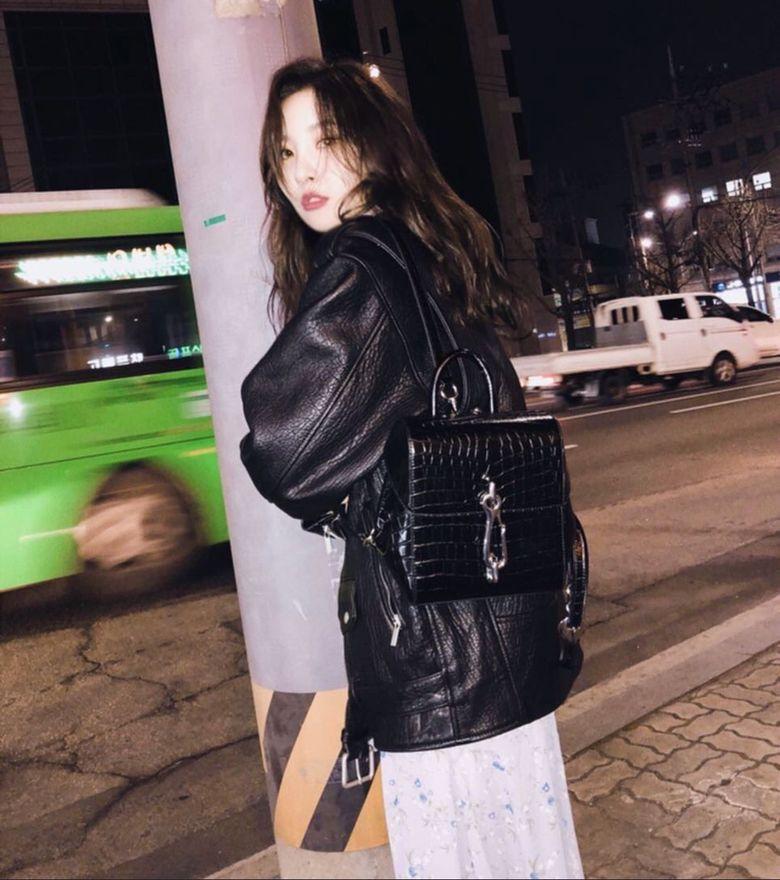K-Pop Idols' Leather Fashion To Inspire Your Fall 2020 Wardrobe
