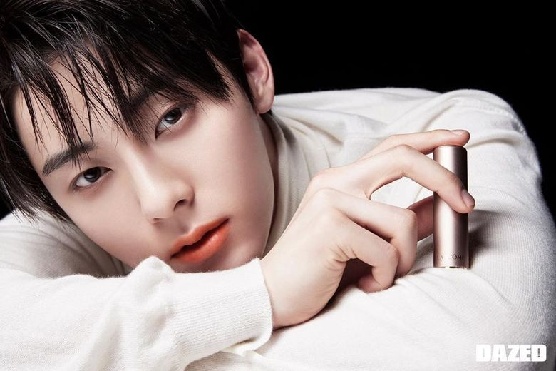 Netizens Are Envious Of NU'EST's MinHyun Flawless Skin In 'DAZED' Magazine