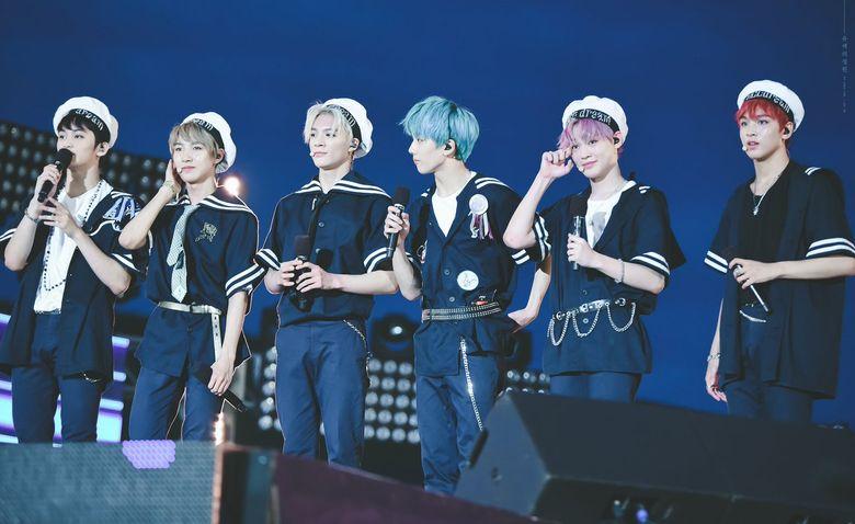 9 K-Pop Male Groups And Idols Wearing Sailor Uniform