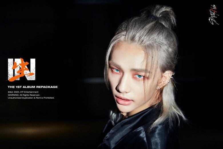 Best 5 Long Hair Styling Of Stray Kids's HyunJin