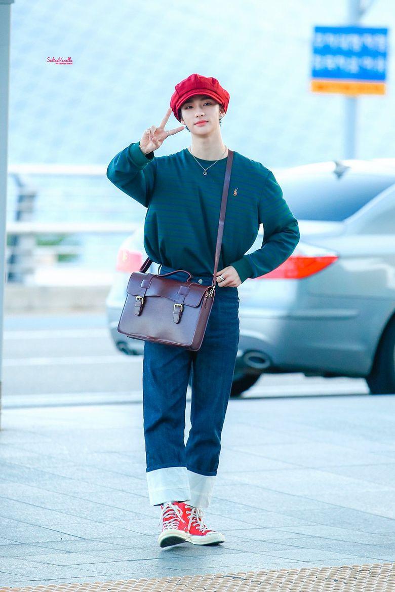 5 K-Pop Male Idols With Boyfriend Material Autumn Fashion Part 1