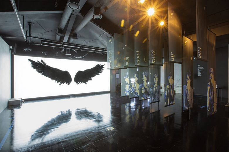 """Take A Sneak Peek At BTS """"POP-UP : MAP OF THE SOUL"""" In Seoul"""