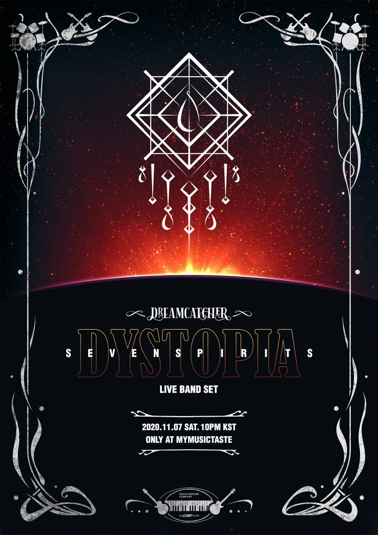 DREAMCATCHER [Dystopia: Seven Spirits] Online Concert: Live Stream And Ticket Details