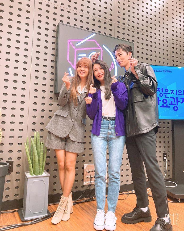 "Lee JaeWook & Go Ara Post Cute Pictures Ahead Of Drama ""Do Do Sol Sol La La Sol"" Premiere"