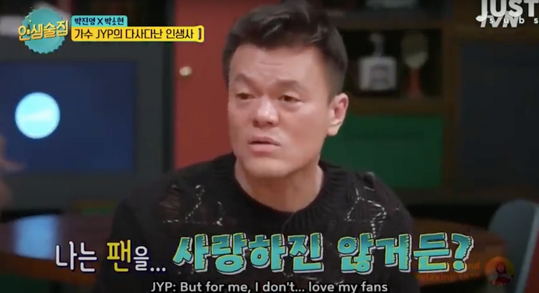 Why JYP Has The Most Entertaining Personality Of All K-Pop Company Producers