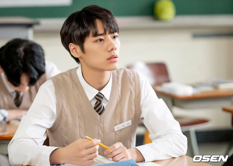 """Find Out About The Rookie Actor Ahn SeMin Acting In Teen Sitcom """"Let Me Off The Earth"""""""