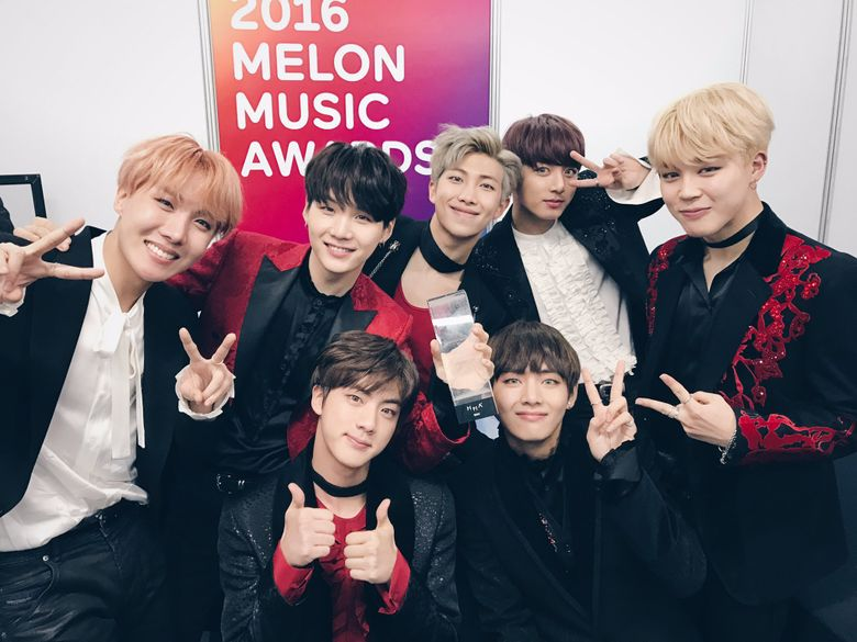 A List Of BTS's 'First' Awards Since Their Debut Before Receiving A 'Grammy' Nomination
