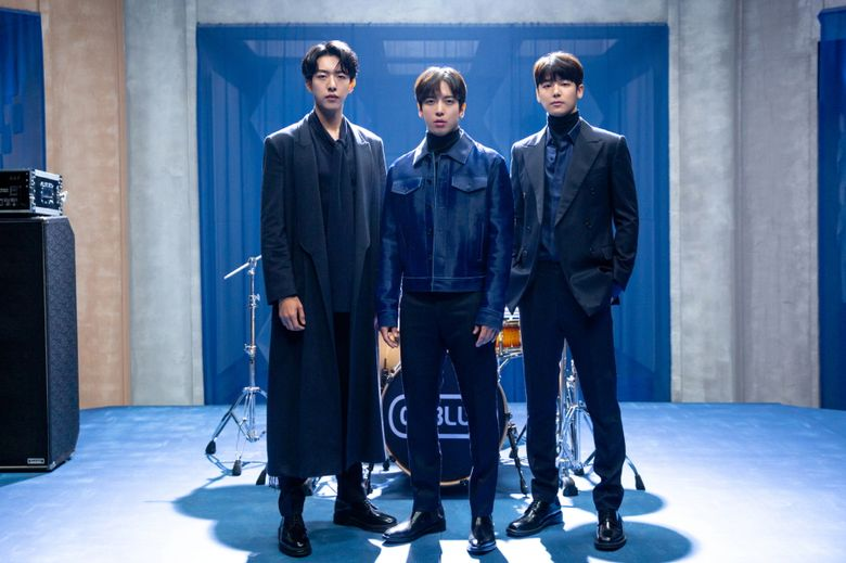"""CNBLUE Returns With Sentimental And Soulful 8th Mini Album """"RE-CODE"""""""