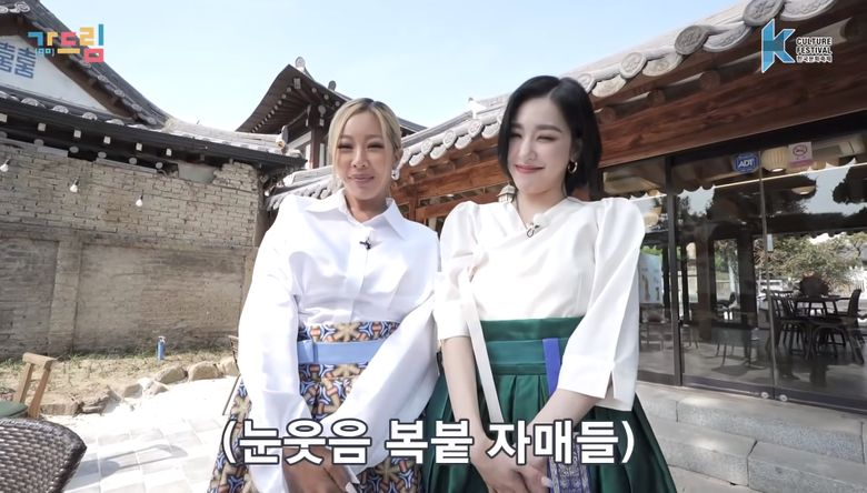 Modernised Hanbok Might Be The Next Fashion Trend Thanks To Jessi And Tiffany Young