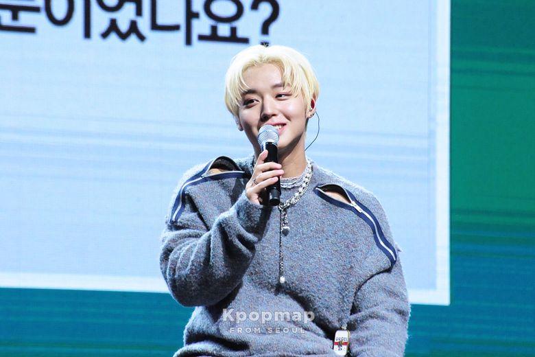 "Exclusive Photo Review: Park JiHoon 1st Full Length Album ""MESSAGE"" Comeback Showcase"