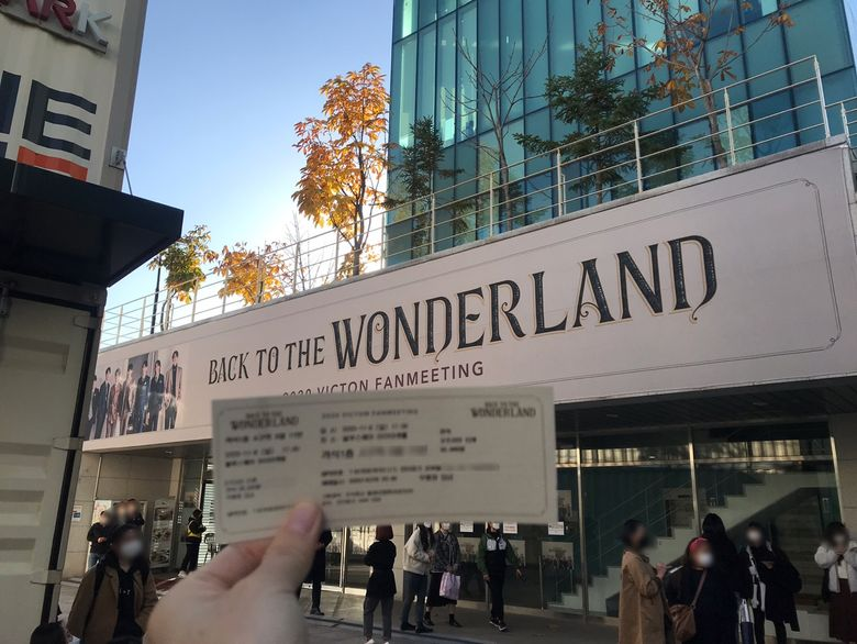 """Exclusive Review: VICTON """"BACK TO THE WONDERLAND"""" Fanmeeting, 4th Year And Going Stronger"""
