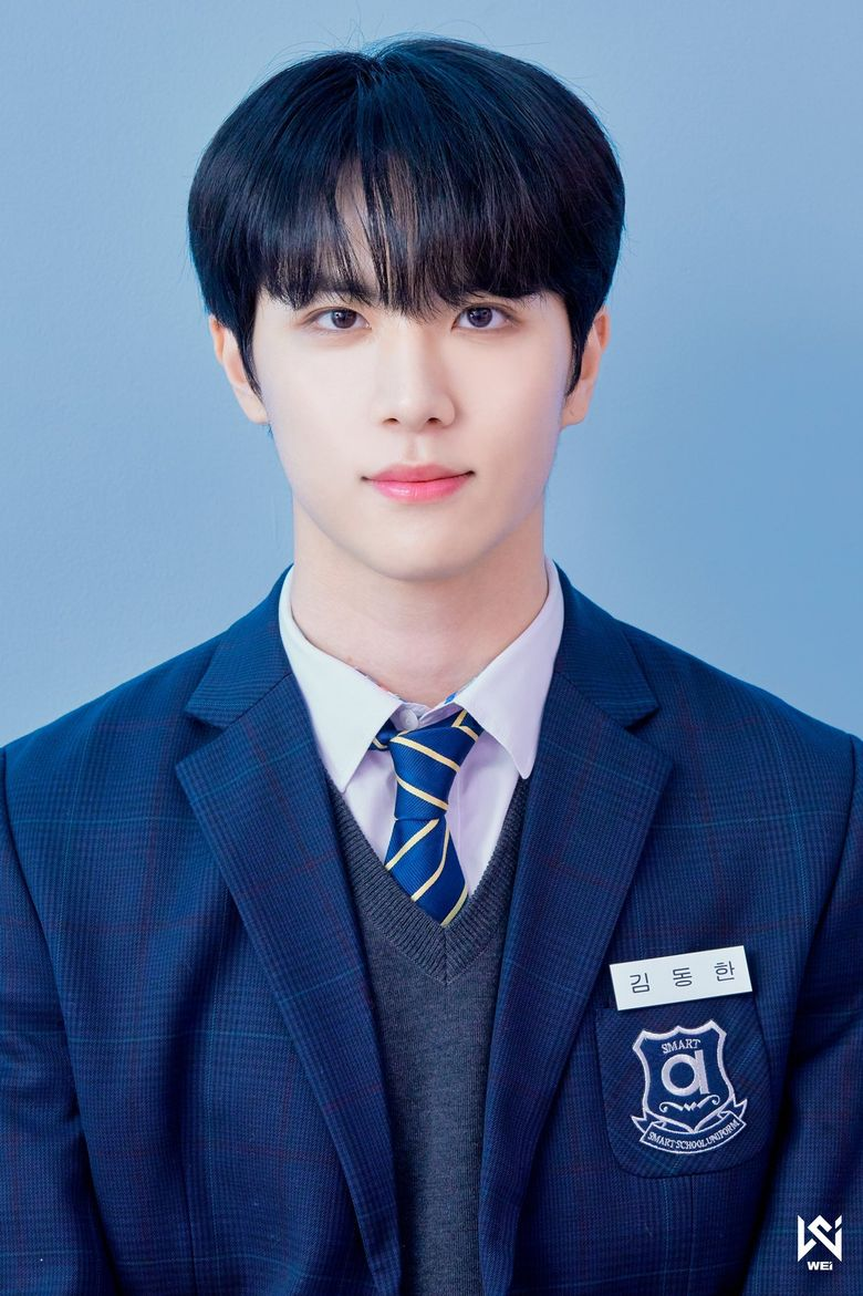 WEi Releases Heart Fluttering Student Concept Photos For 2021 Season Greetings