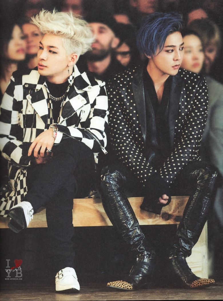 Taeyang & G-Dragon Once Hilariously Revealed Embarrassing Things About Each Other