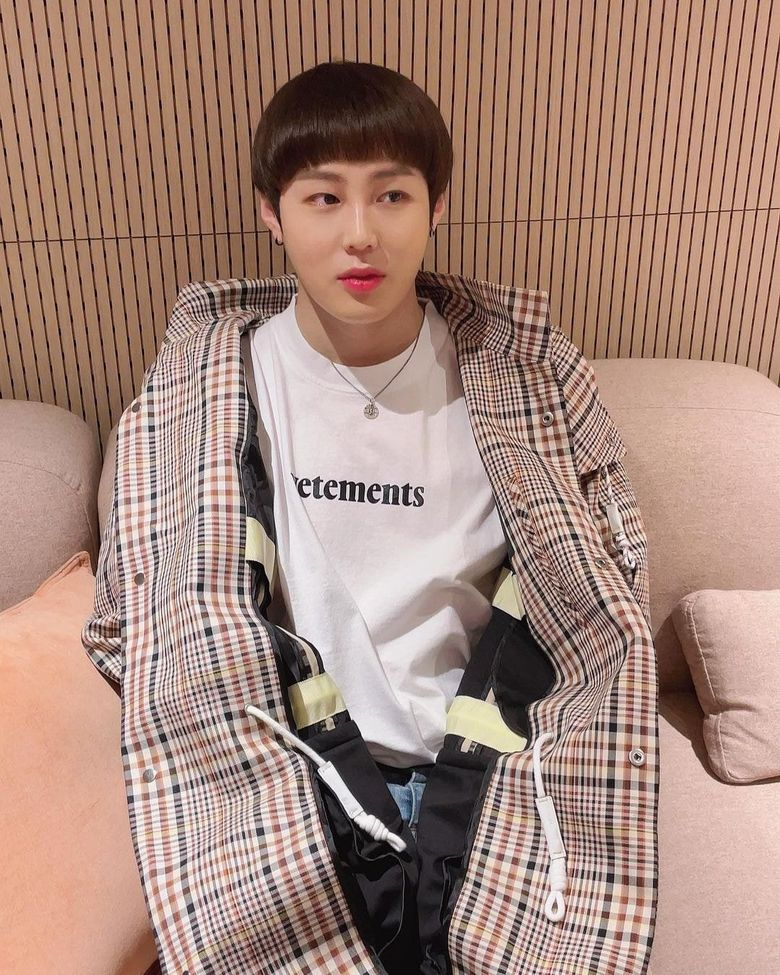 How Domestic Fans Are Reacting To Ha SungWoon's New Bowl Cut