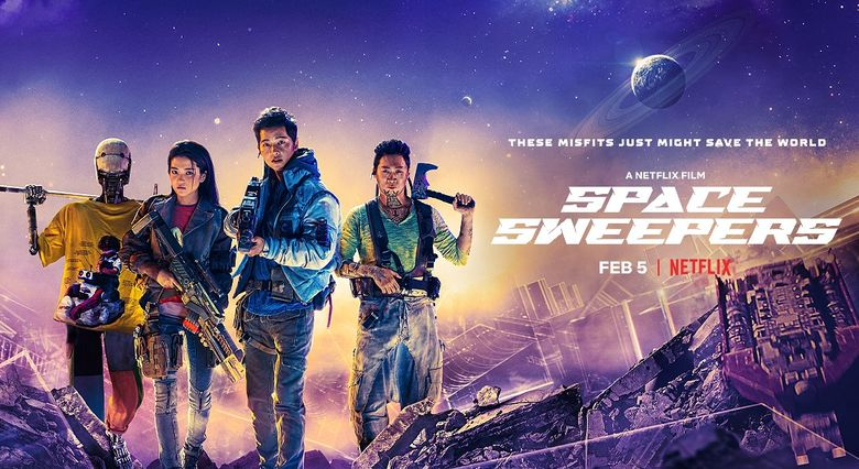"""""""Space Sweepers"""" (2021 Netflix Film): Cast & Summary"""